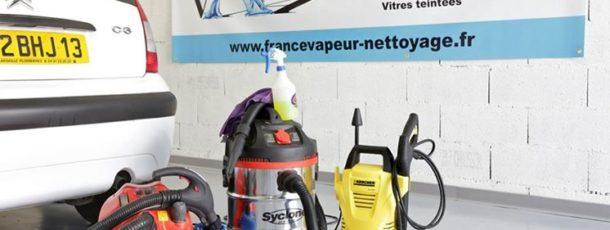Nettoyage voiture: dès 35€ à Vitrolles